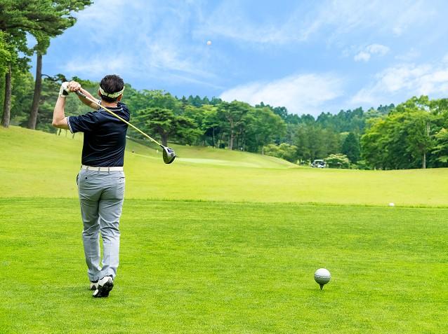 ゴルフプレー無料券<全日使用可>(10名様)※1回限り